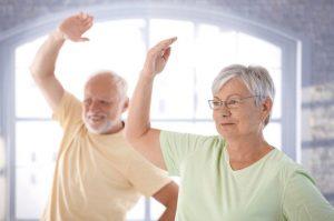 Возрастная йога