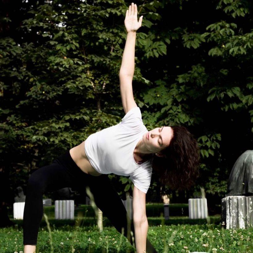 Новый преподаватель Хатха-йоги
